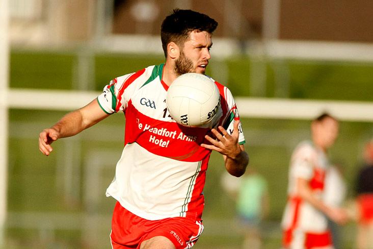 Meath SFC: Navan O'Mahony's 1-11 Gaeil Colmcille 0-11