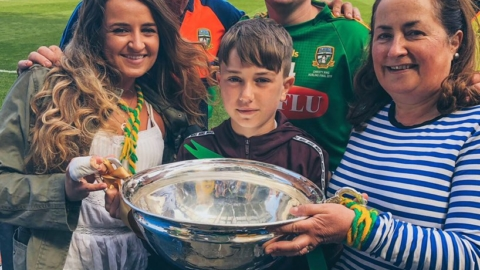 Christy Ring Triumph for Ferguson's and Meath