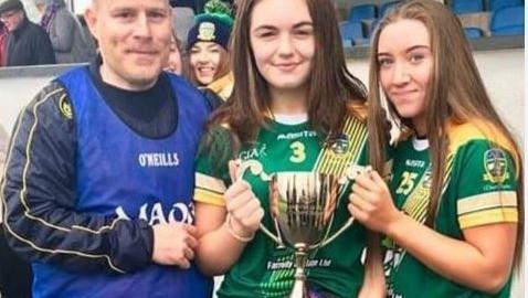 Gaeils Trio In All-Ireland Final