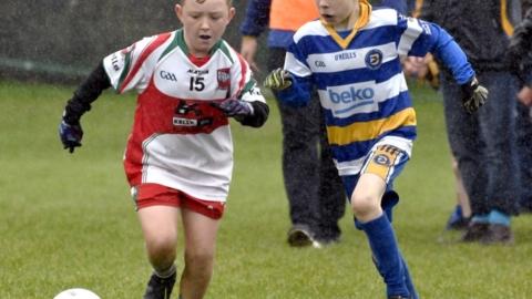 U9 Football Blitz Photos