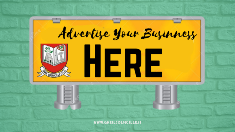 Advertise Your Business With Gaeil Colmcille