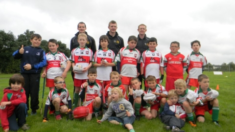 Opel Kit for Clubs with Joe Canning, Jackie Tyrell and Colm Cooper 2012