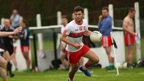 Feis Cup: Gaeil Colmcille 2-15 Donaghmore/Ashbourne 3-10