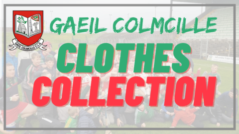 Gaeil Colmcille Clothing Collection
