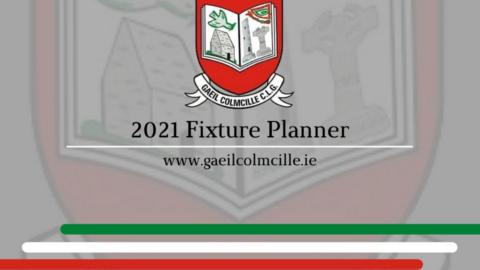 2021 Club Fixture Planner Released