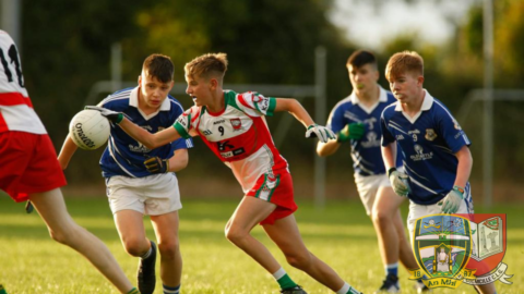 Meath Minor Panel Released For 2021