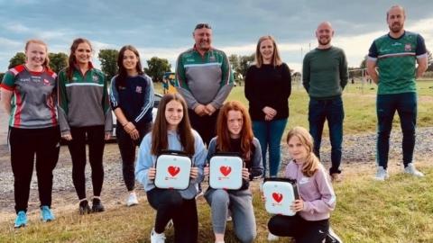 Defibrillator's Donated by DSATltd