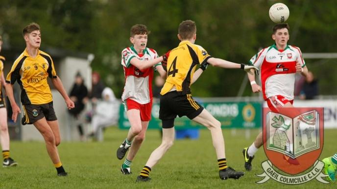 Minor FL2: Navan O'Mahony's 3-12 Gaeil Colmcille 3-14