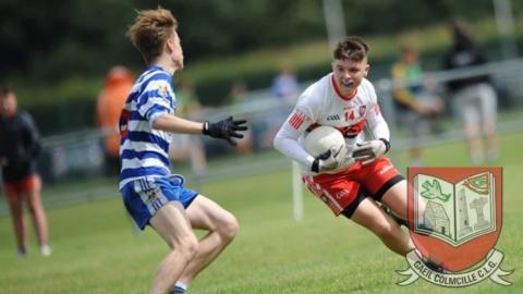 U15 Division 2 Final: Gaeil Colmcille 6-10 Navan O'Mahony's 1-12