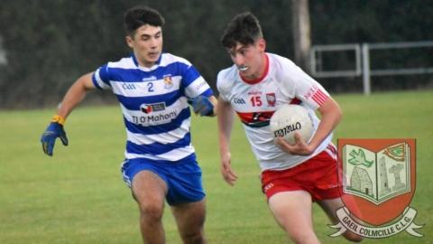 MFL Div 2 Final: Gaeil Colmcille 1-09 Navan O'Mahony's 2-12